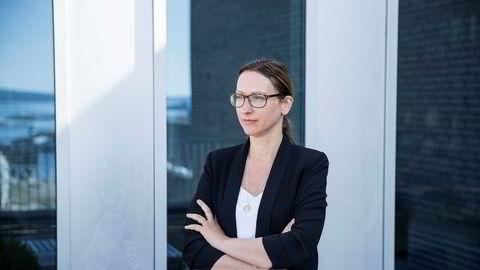 Sjeføkonom Kjersti Haugland i DNB Markets er optimistisk på kronens vegne.