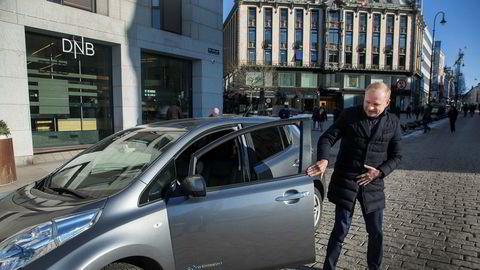 Fortum-sjef Pekka Lundmark har lært mye på det tidlig utviklede norske elbilmarkedet. Det skal han ta med seg videre på nye markeder.