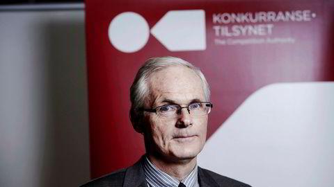 Lars Sørgard, direktør i Konkurransetilsynet.