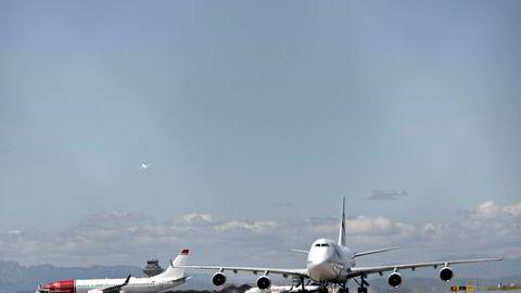 Flybransjen sliter under pandemien.