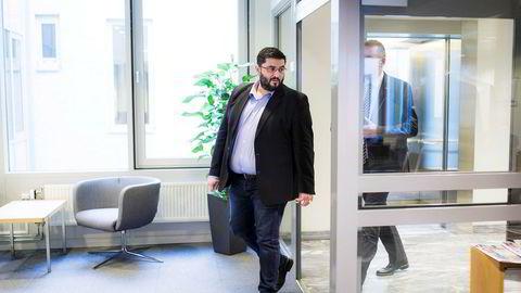 Mazyar Keshvari er dømt til fengsel.