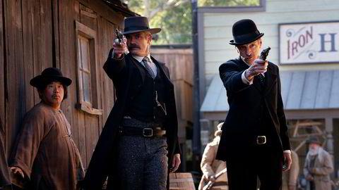 Tv-serien «Deadwood» kom aldri lenger enn tre sesonger, men fikk omsider sin avrunding med «Deadwood: The Movie» i 2019.