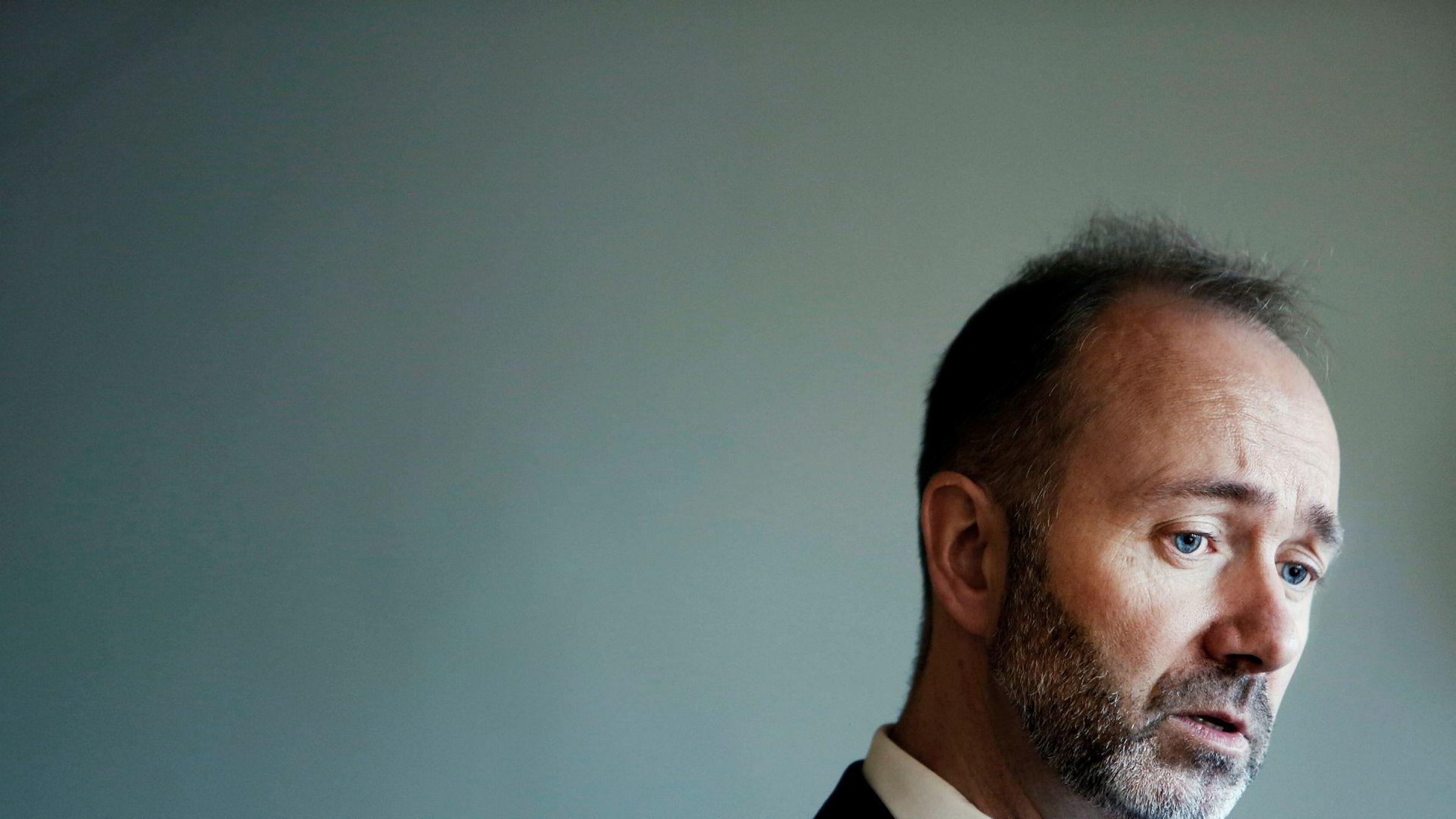Tidligere nestleder i Ap, Trond Giske, må nå også ut av sentralstyret i partiet etter over 20 år som medlem der.