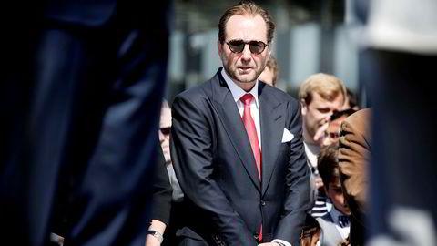 Kjell Inge Røkke har brukt over fire milliarder kroner på superyachten «Rev Ocean».