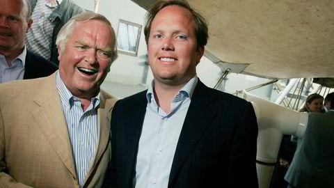 Herbjørn og Alexander Hansson er ikke lenger største aksjonær i Photocure etter å ha dumpet aksjer de siste dagene.
