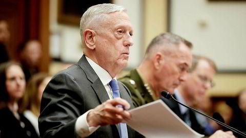 USA og forsvarsminister James Mattis vil ha Nato-styrker på høyere beredskap. Dette blir en stor sak på Nato-toppmøtet i Brussel i juli.