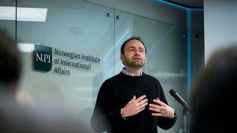 Michael Kaeding, professor for europeisk integrasjon og europeisk politikk ved Institutt for statsvitenskap ved Universitetet i Duisburg-Essen, Tyskland, tror ikke på en europeisk krise.