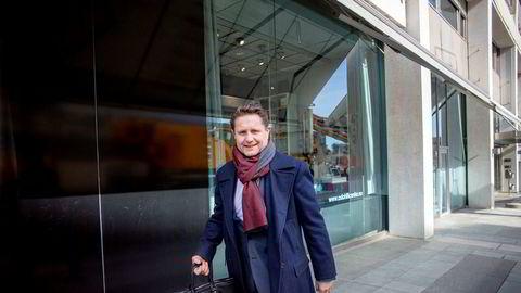 Investor Kristian Lundkvist har justert porteføljen under børsraset den siste uken.