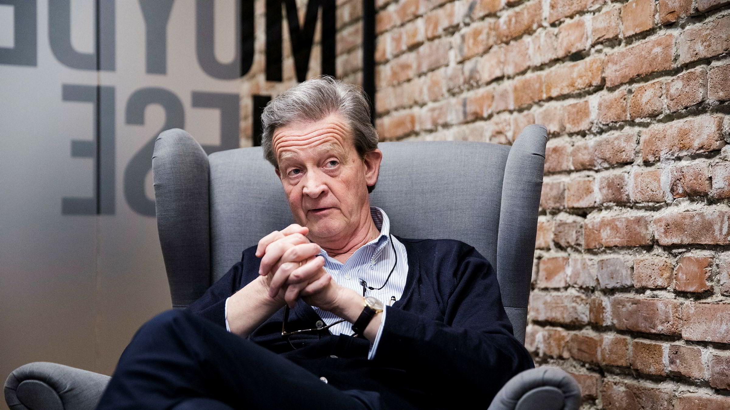 Hans Geelmuyden har ingen problemer med at Resett republiserer hans blogginnlegg.