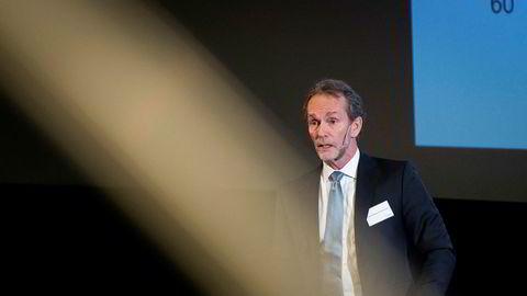 – Det blir en nedtur, men den vil ikke bli like stor som i 2014 til 2017, sier Harald Magnus Andreassen i Sparebank 1 Markets.