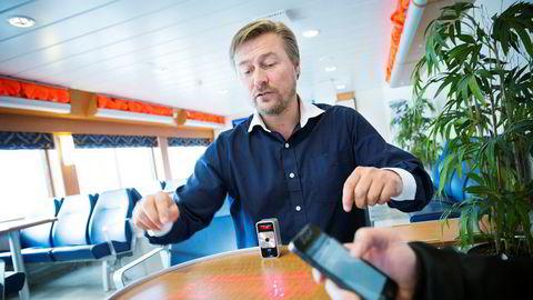 a10abd21 Idar Vollvik satser på app – salget er utsatt og utviklingen koster