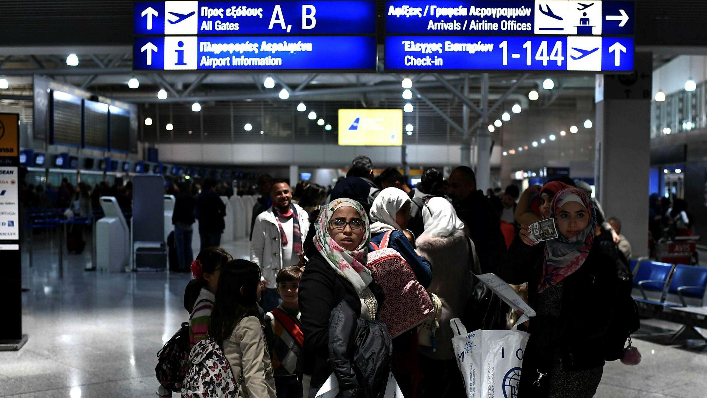 Klimaendringene kan føre til at Europa vil oppleve dramatisk flere asylsøkere.