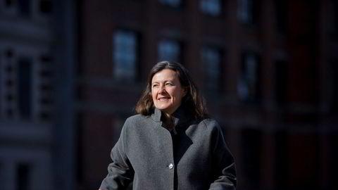 Kari Olrud Moen har tidligere vært student ved NHH og er i dag styreleder.