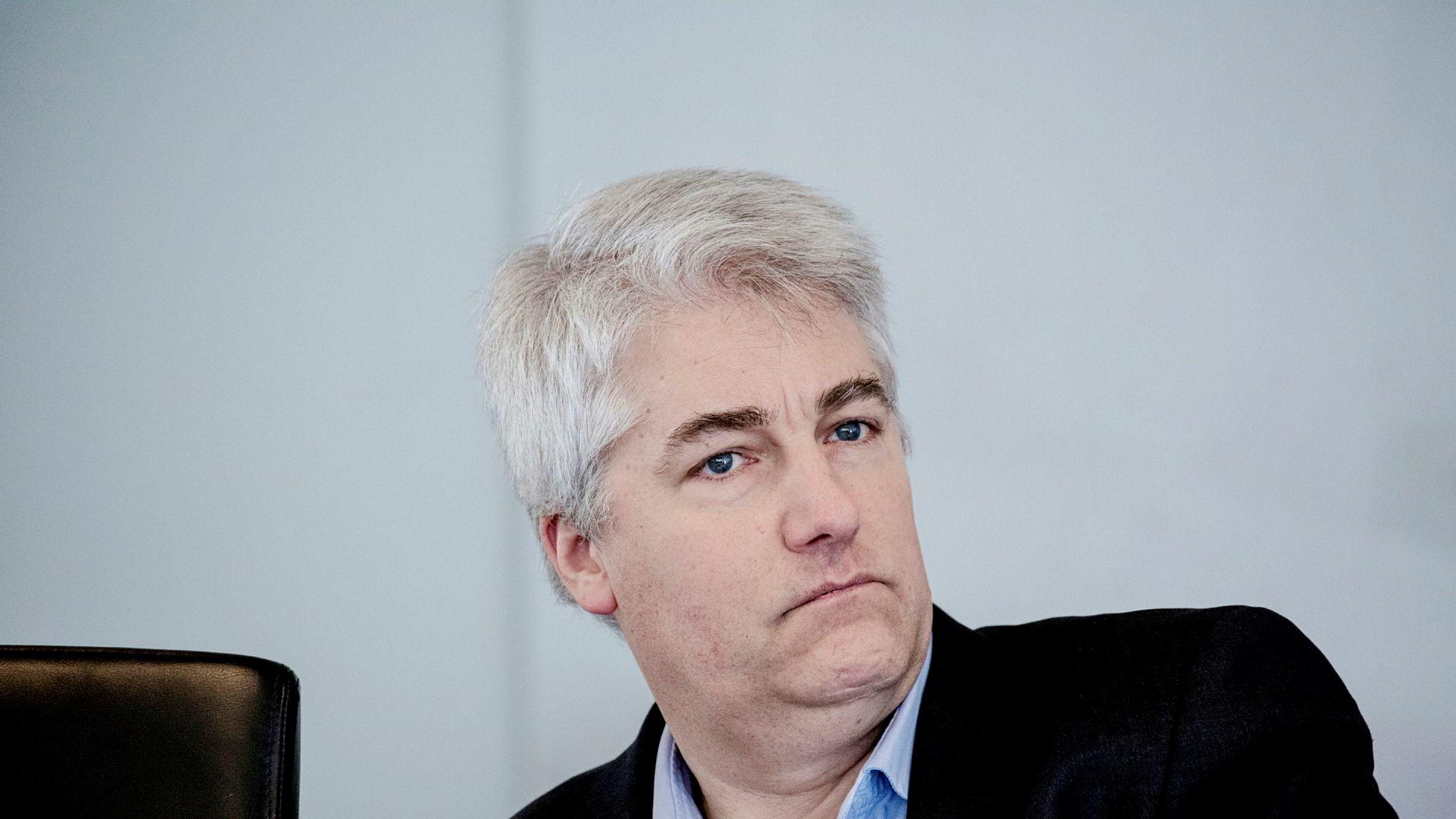 NHOS sjeføkonom Øystein Dørum tror ikke Norge kan opprettholde dagens velferdsordninger uten å ta grep.
