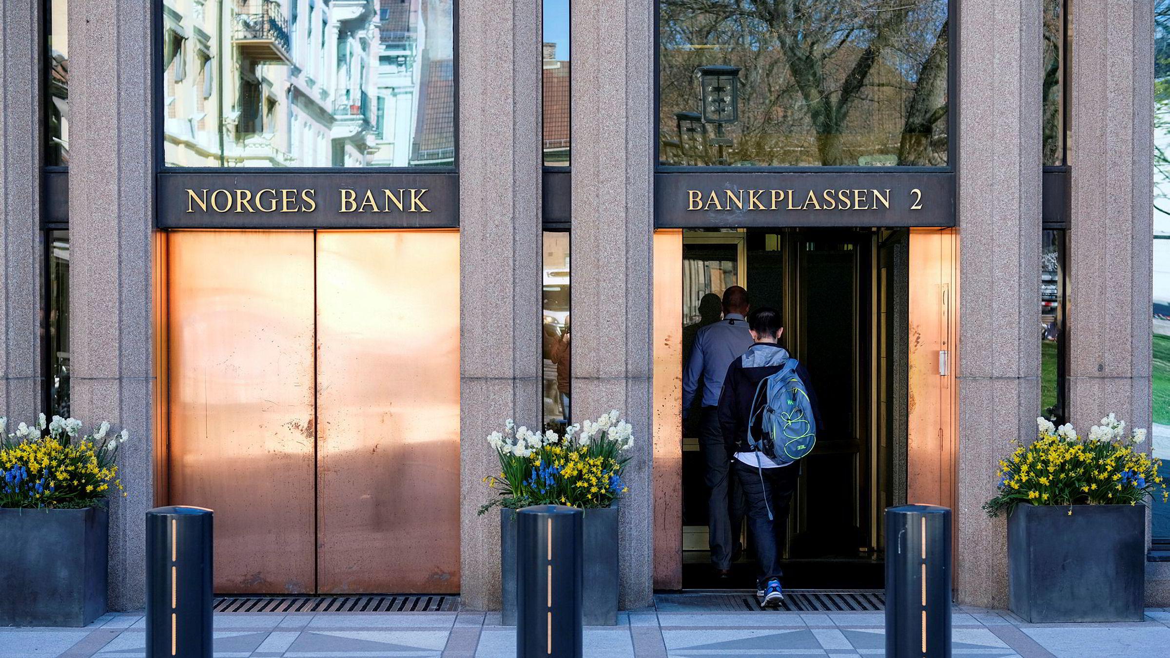 Renteendringer har store konsekvenser for formuesulikhet. Jeg har lett med lykt og lupe i Norges Banks publikasjoner etter forståelse av dette, skriver Eric Nævdal i innlegget.