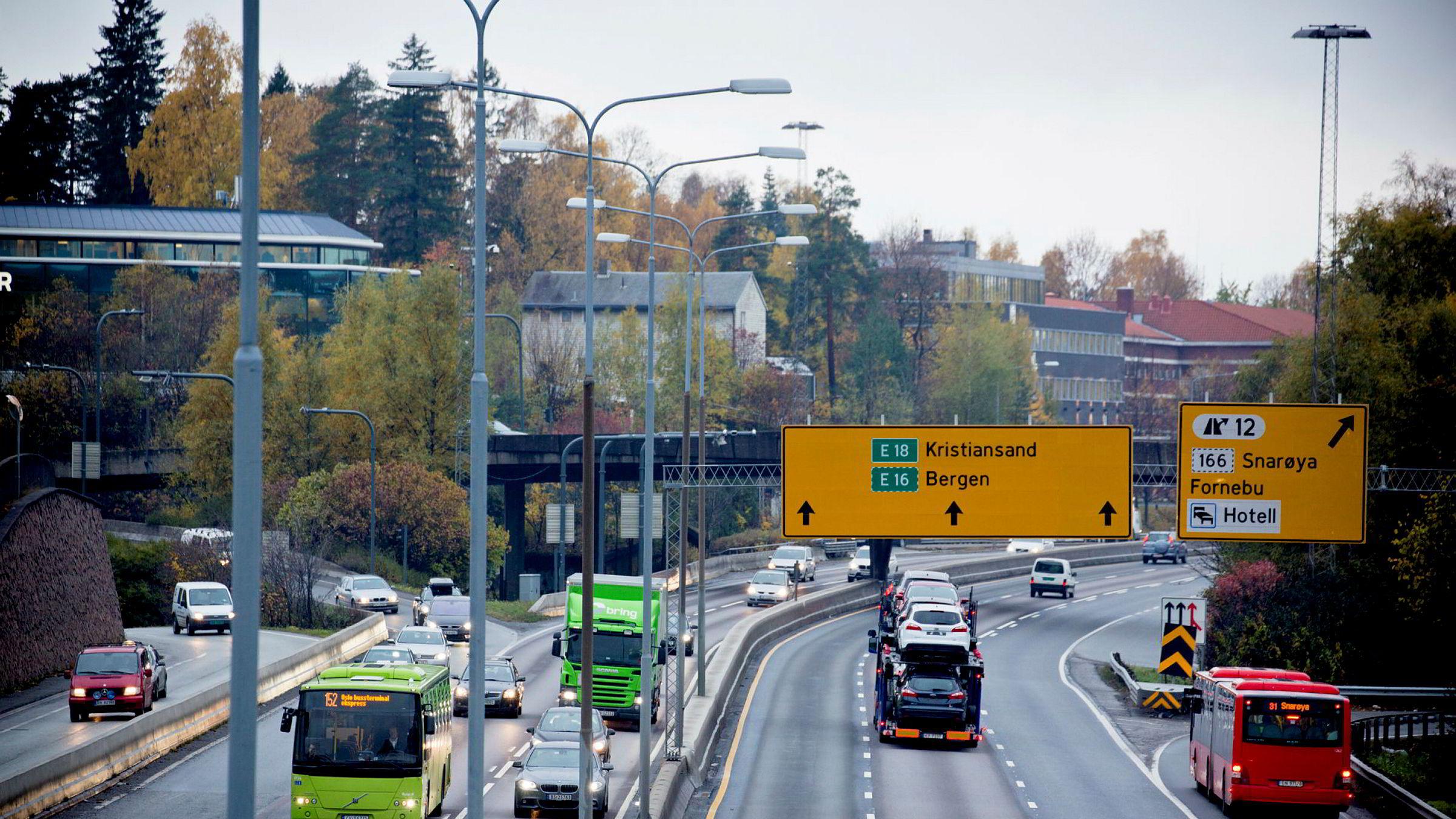 I Norge finnes det ingen generell anbefaling for priser på klimagassutslipp for investeringer, men Statens vegvesen opererer med 945 kroner for klimagassutslipp i 2030.