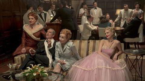 Ingen drømmefabrikk uten Oscar-statuetter. Teamet bak den kontroversielle filmen «Meg» venter i spenning på om The Academy tåler at det sprenges grenser.