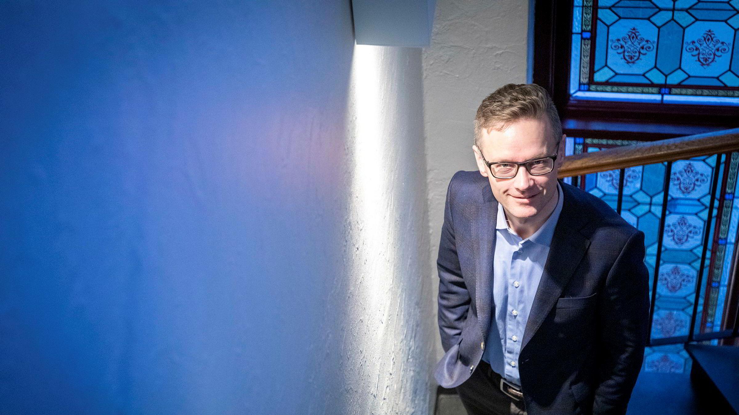Sjeføkonom Bjørn-Roger Wilhelmsen i Nordkinn Asset Management mener markedsaktørene nå er blitt mer forsiktige.