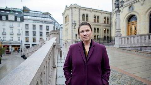 Heidi Nordby Lunde i Europabevegelsen mener det ikke nytter å tvære lenger på brexit.