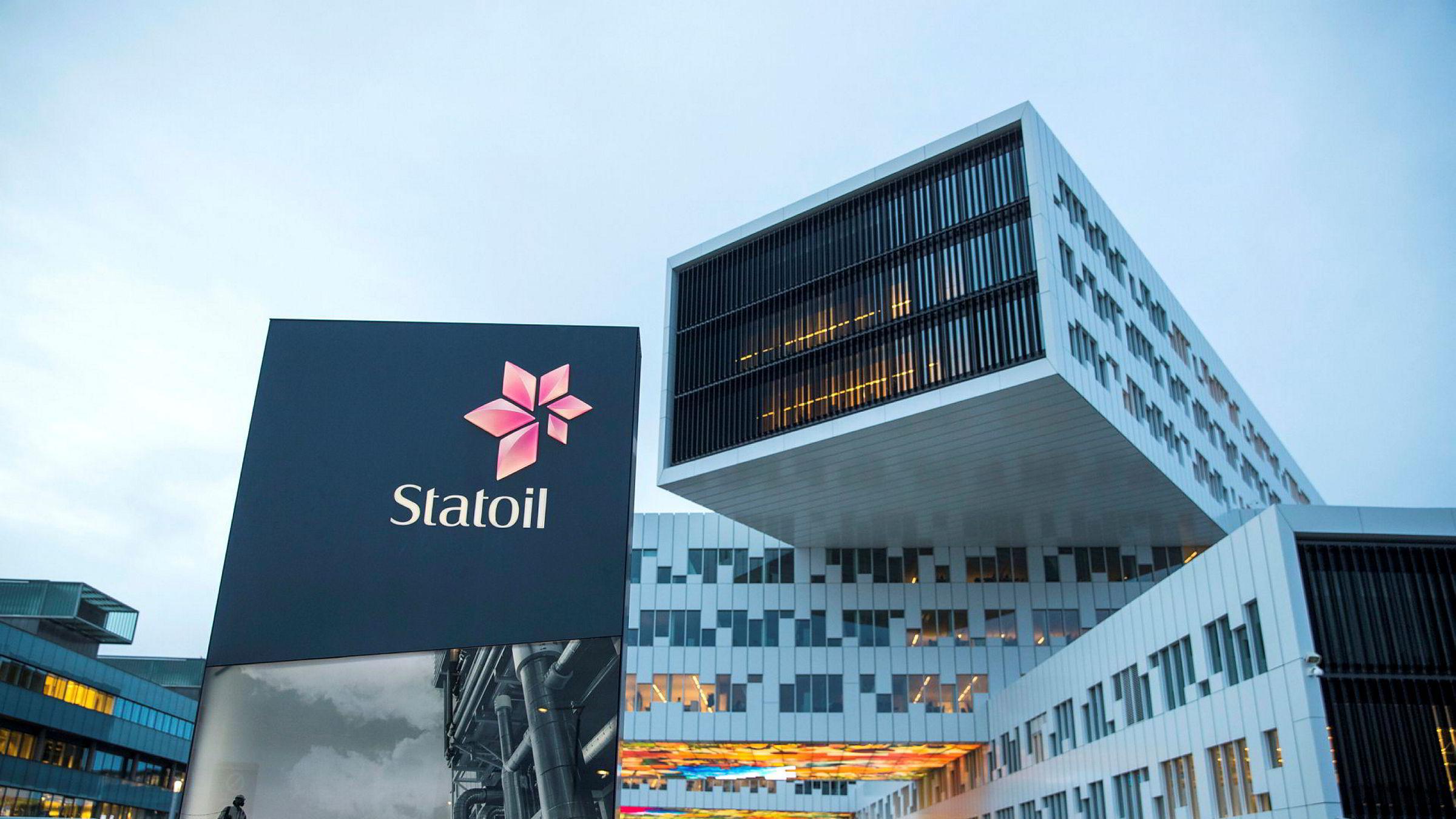 Det er ikke lett å forstå hvorfor arbeidet med eierskapsregisteret treneres av regjeringen, skriver innleggsforfatterne. Her er Statoils Oslo-kontor på Fornebu.