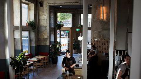Restaurant Katla i Universitetsgata i Oslo tilbyr vanligvis ikke takeaway. Men nå er det mulig å ta med noen av rettene hjem.