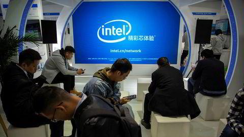 Teknologigiganten Intel er et av flere amerikanske selskaper som bidrar til og tjener på Kinas enorme overvåkingsindustri.
