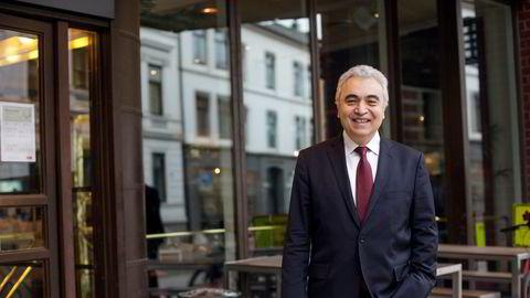 IEA-sjef Fatih Birol gjester denne uken årskonferansen til Norsk olje og gass. Foto: Javad Parsa
