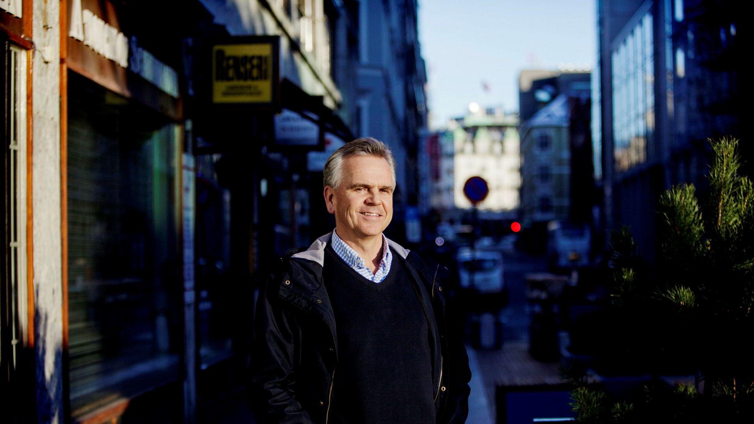 Gramo-direktør Martin Grøndahl fryser utbetalingene til Norsk Artistforbund. Gramo ønsker ikke å sende penger øremerket norsk utøvende kunst rett til kemneren.