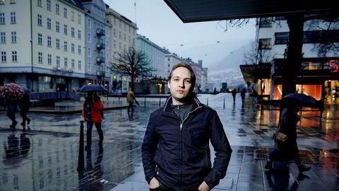 Eirik Ulversøy (28) hadde en inntekt på 5,4 millioner kroner i fjor etter å ha realisert en del av kryptovalutaen sin.