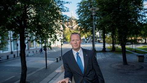 Statssekretær Tore Vamraak har fått maksimal karantenetid etter å ha gått fra jobben som statssekretær i Finansdepartementet.