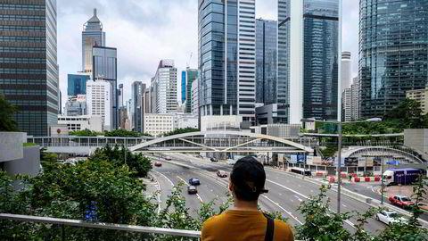 Regjeringen i Kina planlegger et organ i Hongkong med ansvar for nasjonal sikkerhet.