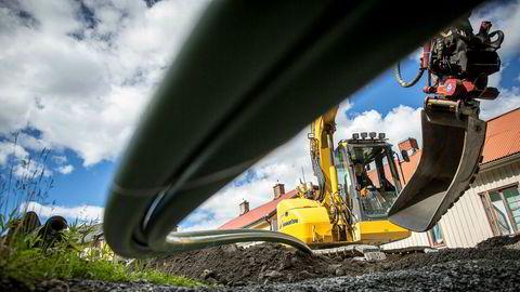 Bygg og anlegg er sektoren som er sterkest representert blant norske gasellebedrifter.