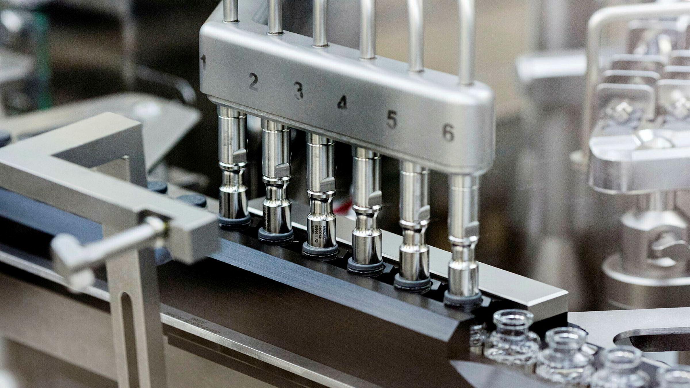 Legemiddelet Remdesivir er utviklet av amerikanske Gilead Sciences.