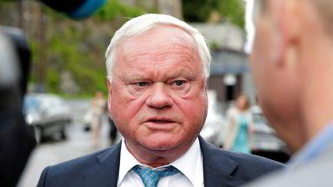 Skipsreder John Fredriksen er fortsatt Norges rikeste, ifølge magasinet Kapital. Foto: Håkon Mosvold Larsen / NTB