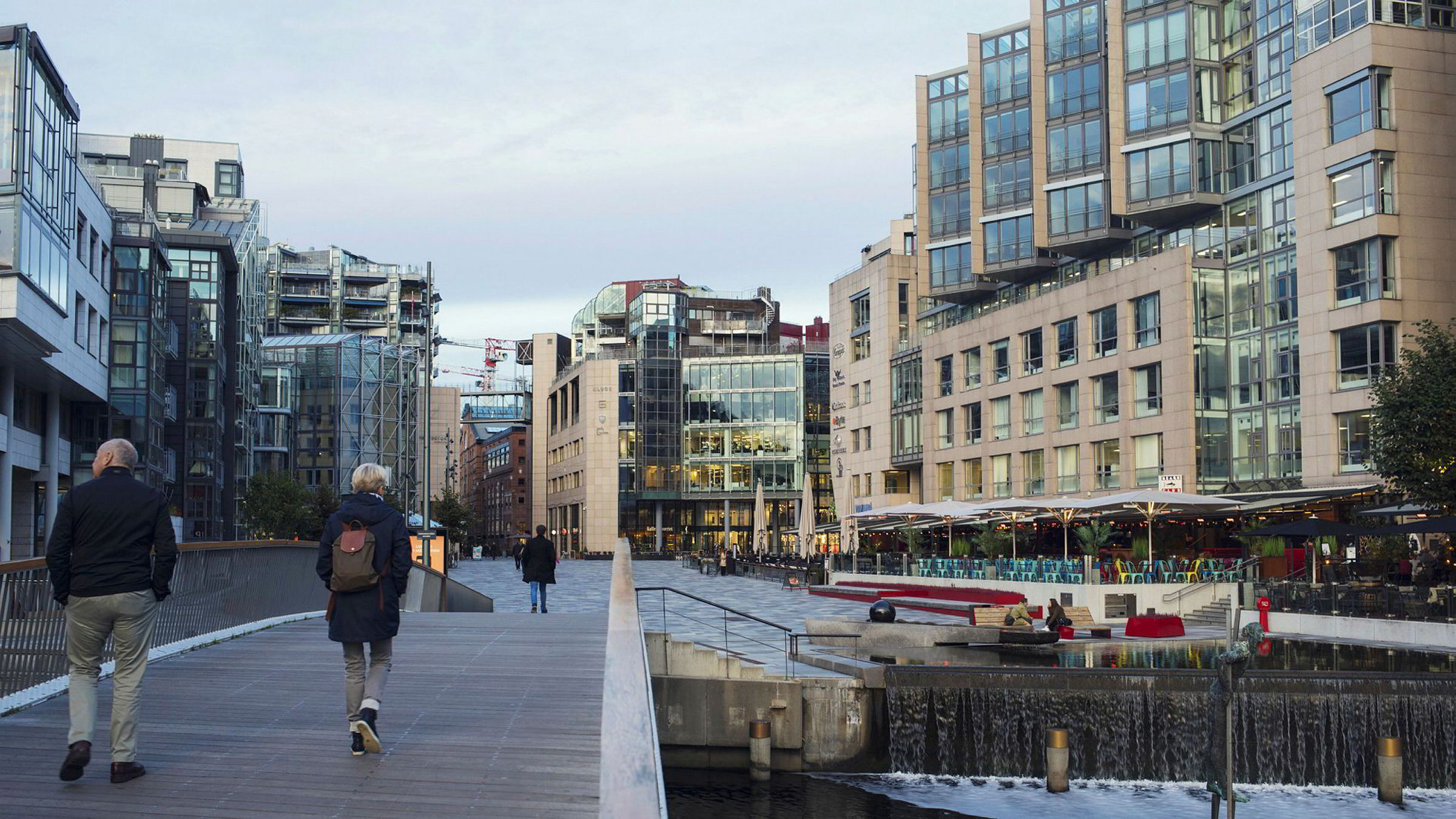 Skulle obligasjonsrentene stige, vil det kunne gi høyere lånerenter i Norge selv om Norges Bank holder sin styringsrente uendret, skriver Elisabeth Holvik