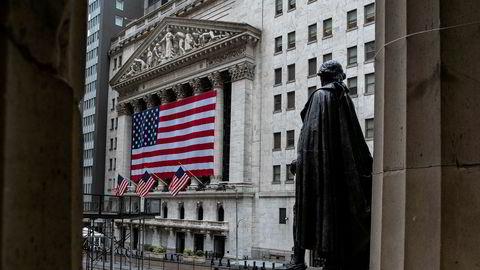 Wall Street åpnet opp etter resultatbølge onsdag.
