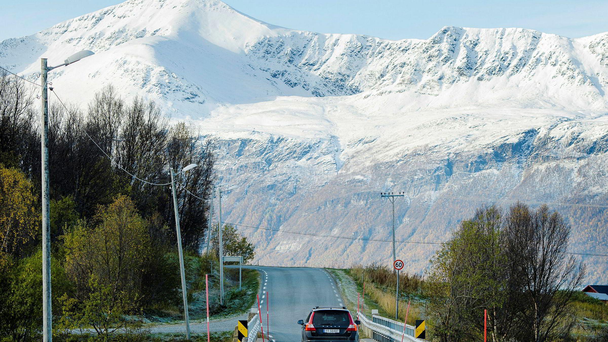 Alt er allerede bestilt i høysesongen i Lyngen og nabokommunen Kåfjord