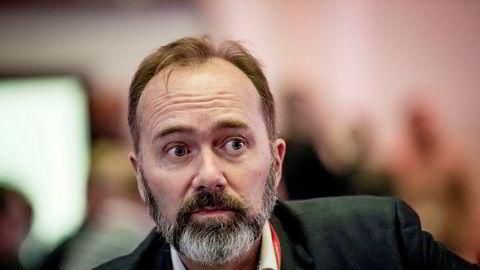 Tidligere nestleder i Ap, Trond Giske, har vært en av kandidatene til å bli ny leder i Trøndelag Ap.