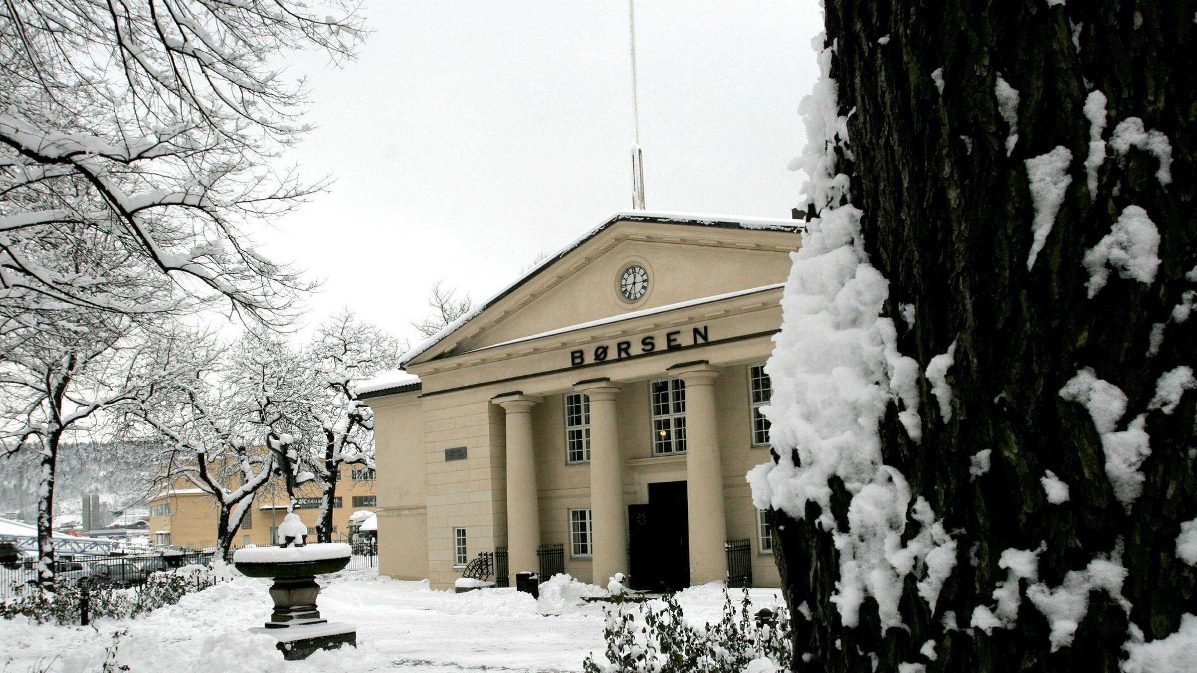DN presenterer syv aksjer på Oslo Børs det kan smelle i over nyttår.