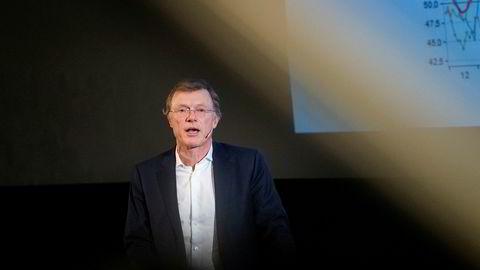 – Selskaper med litt for mye gjeld får et mareritt nå, sier sjefstrateg Peter Hermannrud i Sparebank 1 Markets.