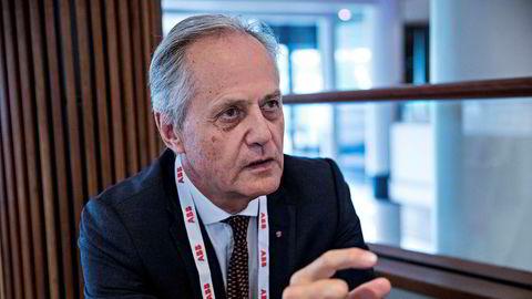 Kristian Siem, styreleder i Siem Industries og Subsea 7.