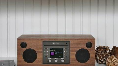 Como Audio Musica er et godt eksempel på et kompakt musikkanlegg med god kvalitet.