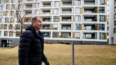 – Det er forventningsbasert prising over hele fjøla, men at det er en boble det tror jeg ikke, sier sjef i Danske Bank i Norge, Trond Mellingsæter.