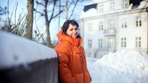 Camilla Sylling Clausen skal tilbringe juleferien i snøfylte bakker.