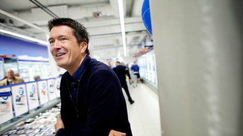 Rema 1000-sjef Ole Robert Reitan fikk en kraftig inntektsøkning i 2018.