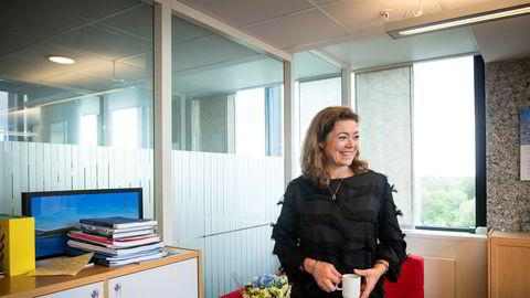 Kristin Skogen Lund slutter som NHO-sjef 1. desember for å begynne i Schibsted.