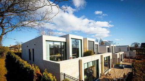 Jonny Enger krever 35 millioner kroner for Bygdøy-boligen.