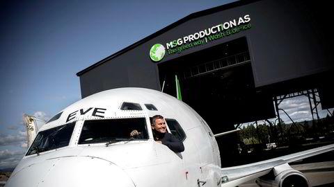 Gründeren Svein Gunnar Mæland i MSG Production kan endelig puste lettet ut etter å ha fått ny hovedaksjonær.