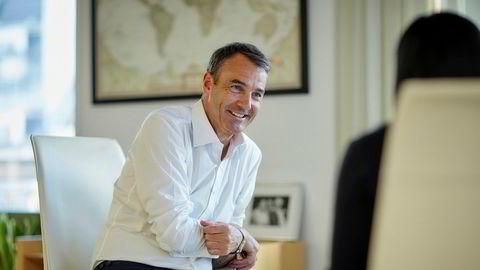 Bernard Looney er rekruttert internt i BP, og har inntil nå vært sjef for selskapets upstream-divisjon.