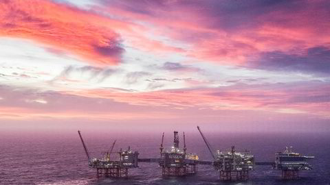 Johan Sverdrup er det tredje største oljefeltet på norsk sokkel, med forventede ressurser på 2,7 milliarder fat oljeekvivalenter.